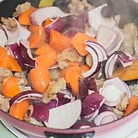九阳电炖锅——番茄牛肉汤的做法图解7