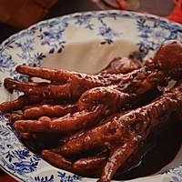 年夜饭不可少的【香卤鸡爪】的做法图解8