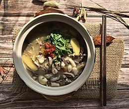 懒人版冬季暖暖的羊杂汤的做法