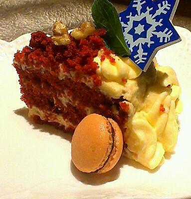 红丝绒蛋糕 Red Velvet Cake