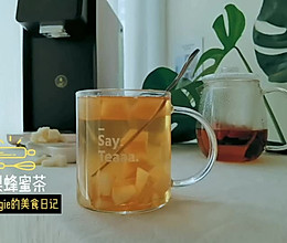 秋季润肺润喉罗汉果雪梨蜂蜜茶的做法