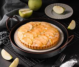 风靡法国的糖渍苹果蛋糕的做法