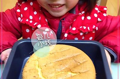 柔软Q润戚风蛋糕(6寸)--步骤详细