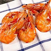 #硬核菜谱制作人#健康低脂小零食烤虾干的做法图解13