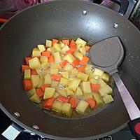 ——咖喱土豆鸡丁#12道锋味复刻#的做法图解6