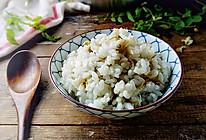 槐花饭#8分钟搞定你的菜#的做法