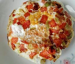 果蔬蛋馒头的做法