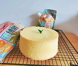 戚风蛋糕#糖小朵甜蜜控糖秘籍#的做法
