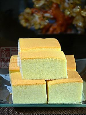 #十二道锋味复刻#——入口即化的棉花蛋糕【图片】