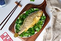 干煎黄花鱼的做法