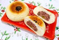 日式红豆包的做法