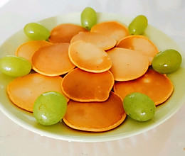 #营养小食光#西红柿小松饼的做法