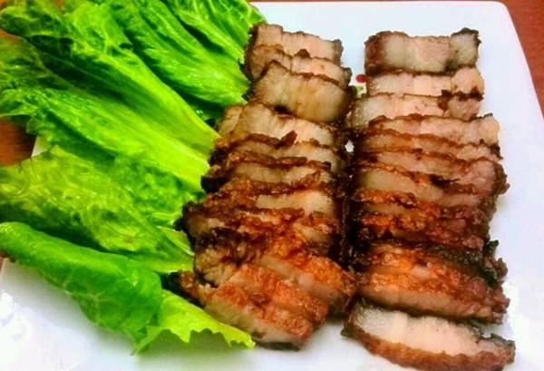 地方美食【红糟酥肉】的做法