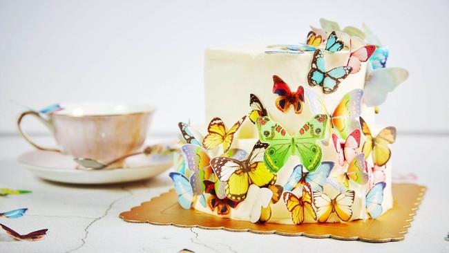 《蝴蝶小姐》— 蝴蝶飞#我的玩味生活#的做法