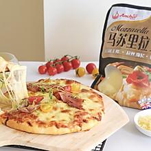 超厚芝士培根披萨