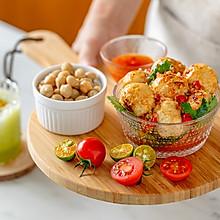 西芹鸡肉丸|健康低脂