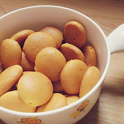 蛋黄小饼,满满的回忆~
