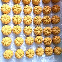 南瓜粘豆包的做法图解10