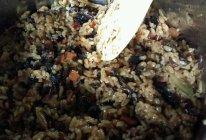 香菇木耳榨菜焖饭的做法