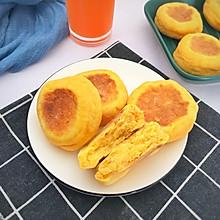 果渣鸡蛋饼