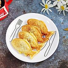 简单又美味的日式鲷鱼烧