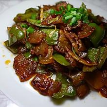 柳式青椒回锅肉