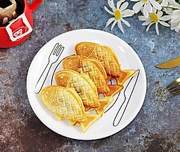 简单又美味的日式鲷鱼烧的做法