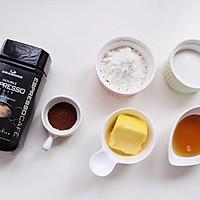 蜂巢咖啡卷的做法图解1