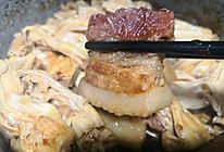 腐竹焖五花肉的做法