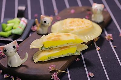 迷你鸡蛋灌饼 宝宝辅食食谱