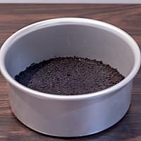 Oreo奥利奥减糖芝士蛋糕(零失败6寸)的做法图解5