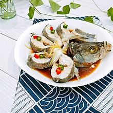 #花10分钟,做一道菜!#开屏鱼