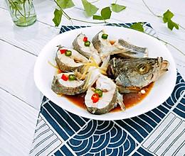 #花10分钟,做一道菜!#开屏鱼的做法