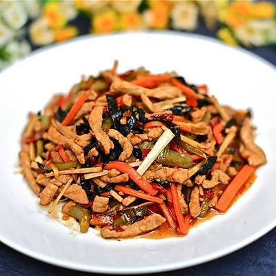 迷迭香美食| 魚香肉絲