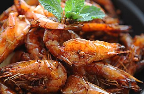 一桶奇味虾的做法