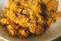 微波炉食谱-无油鸡米花的做法