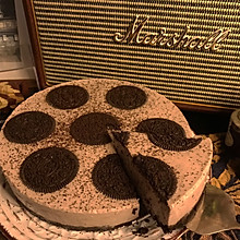 奥利奥慕斯蛋糕【简易版】