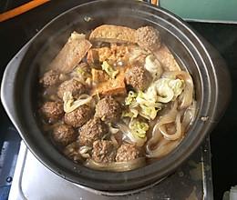 砂锅烩菜的做法