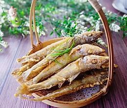 #精品菜谱挑战赛#香酥沙丁鱼的做法