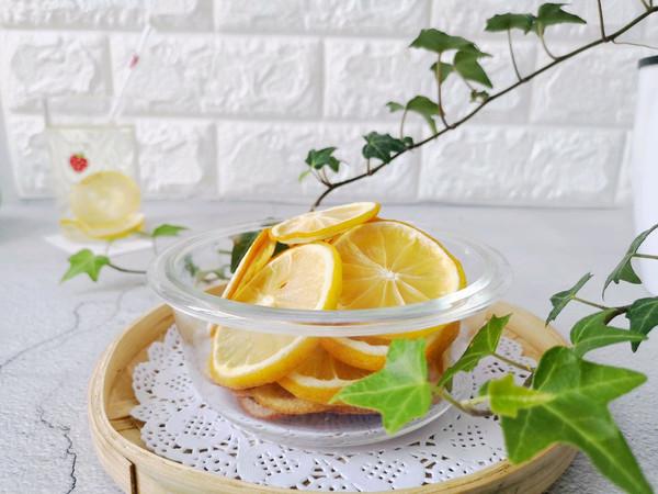 自制柠檬干!每天一杯柠檬水美白养颜!的做法
