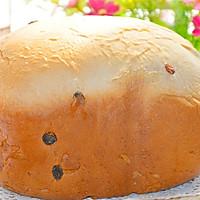 果馅面包——葡萄干枸杞吐司的做法图解7