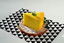 6寸戚风蛋糕——附详细操作过程图的做法