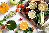 日常必备纤体蔬果饮&魔力轻能量酱的做法