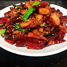 #美食视频挑战赛#重庆辣子鸡