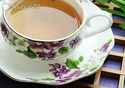 祛斑花果茶 的做法