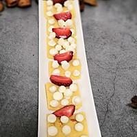 奶油草莓鸡蛋饼的做法图解10
