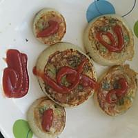 洋葱披萨的做法图解6