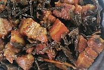 干豆角五花肉的做法