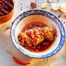 #快手又营养,我家的冬日必备菜#麻辣鲜香的口水鸡,好吃又过瘾