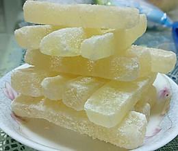 冬瓜糖的做法